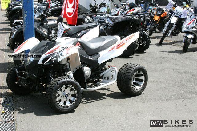 2012 Adly  ATV / Quad Hurricane 320 Supermoto Motorcycle Quad photo