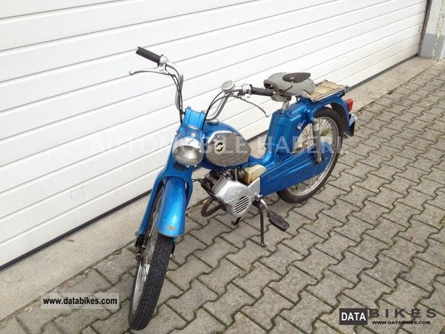 Zundapp  Zundapp Moped M 50 climbers 1976 Vintage, Classic and Old Bikes photo