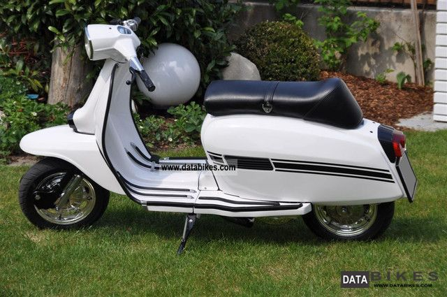 Other  Lambretta TS1 DL 125 1969 Vintage, Classic and Old Bikes photo