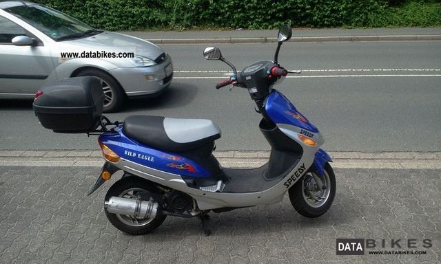 2010 Baotian  Speedy Motorcycle Motor-assisted Bicycle/Small Moped photo