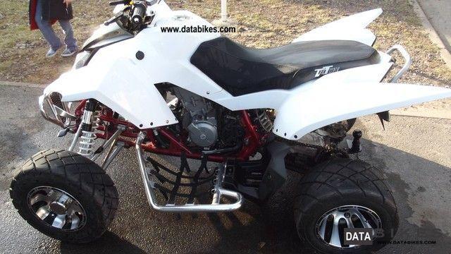 2008 Triton  450 Motorcycle Quad photo