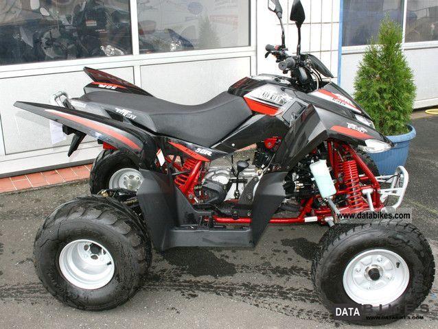 2012 Triton  ATV / Quad TRITON Baja50 Motorcycle Quad photo