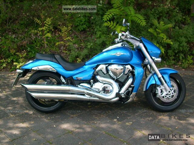 Suzuki  Intruder M1800RZ 2012 Chopper/Cruiser photo