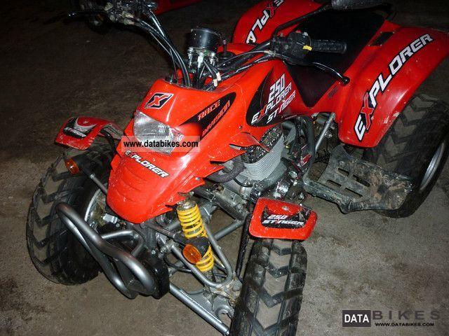 2006 SMC  250 Motorcycle Quad photo