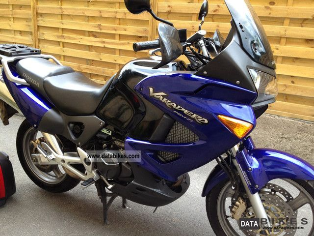 2003 Honda  XL 1000 Varadero Motorcycle Enduro/Touring Enduro photo