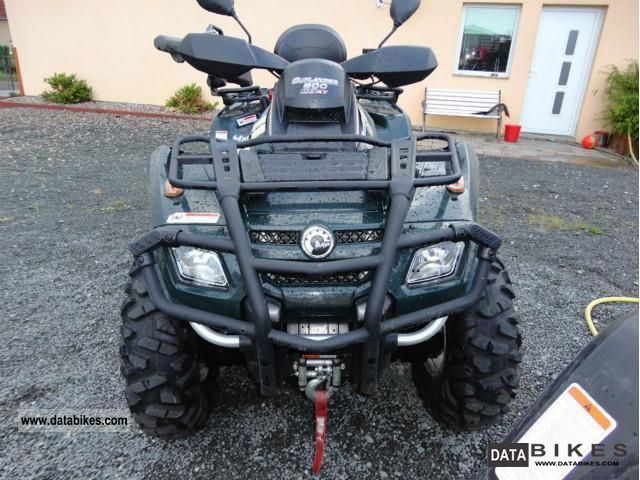 2008 Other  Can Am Outlander 800 Max Motorcycle Quad photo