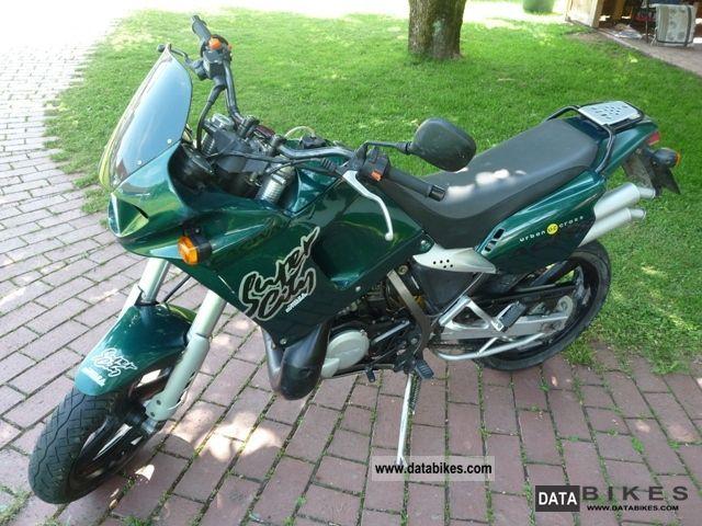 2001 Cagiva  Super City 125 - New TÜV Motorcycle Lightweight Motorcycle/Motorbike photo