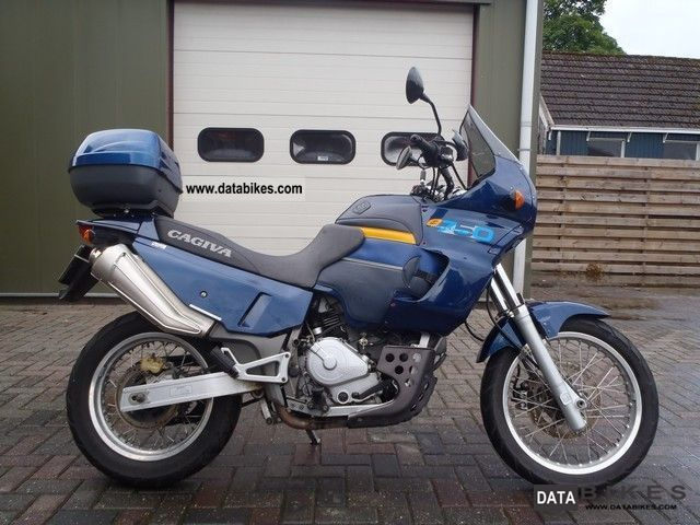 1998 Cagiva  ELEPHANT 750 Motorcycle Motorcycle photo