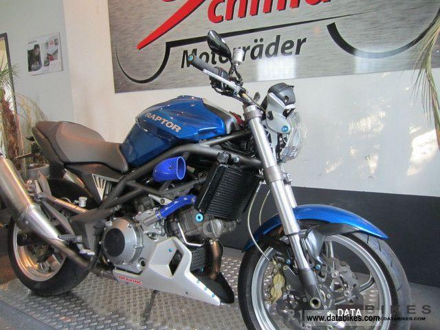 2002 Cagiva  Raptor 1000 / 1.Hand / Motorcycle Naked Bike photo