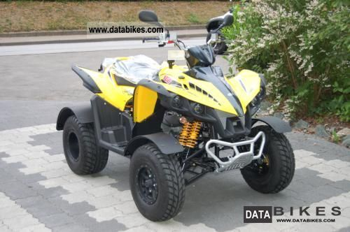 2012 TGB  Target Motorcycle Quad photo