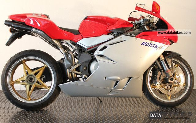 MV Agusta  F4 750 S (Strada) 2000 Sports/Super Sports Bike photo