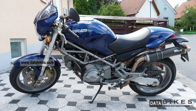 2005 Ducati  Monster 900 i.e Motorcycle Naked Bike photo