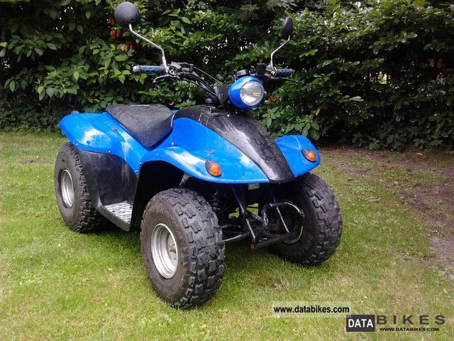 2003 Kymco  MX 50 Motorcycle Quad photo