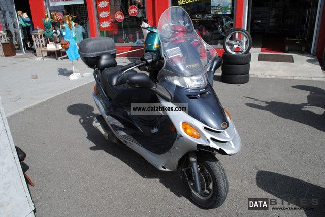Kymco  SH-25 2000 Scooter photo