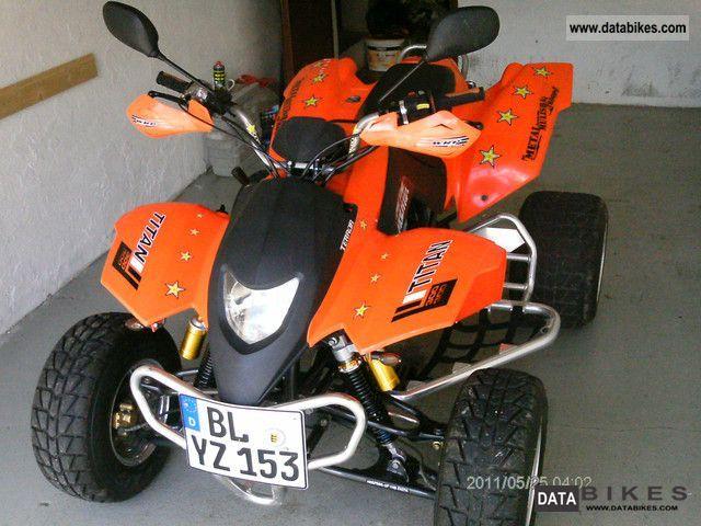2008 Explorer  Titan 300 Motorcycle Quad photo
