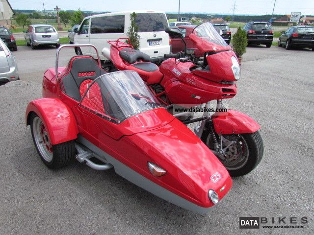 2003 Ducati  Multistrada Motorcycle Combination/Sidecar photo