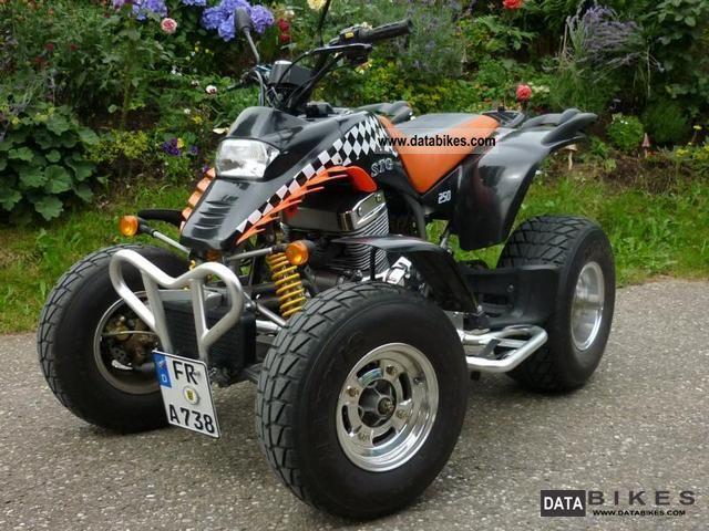 2010 SMC  RAM 250 STG Motorcycle Quad photo