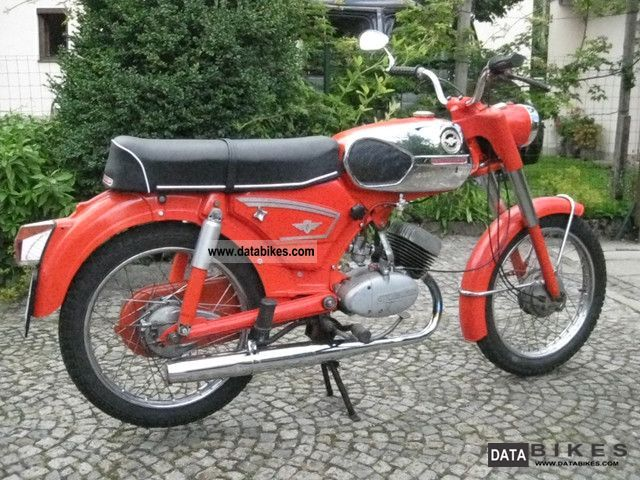 Zundapp  Zündapp c 50 sports 1972 Vintage, Classic and Old Bikes photo