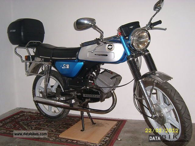 Zundapp  Zündapp c50 sport 1977 Vintage, Classic and Old Bikes photo
