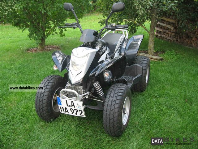 2008 E-Ton  Viper 150 Motorcycle Quad photo