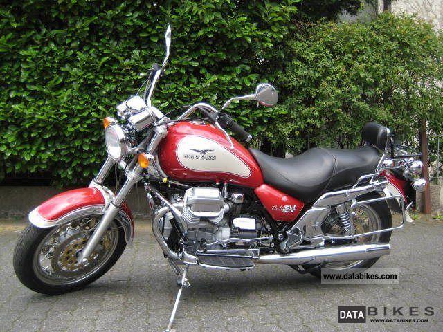 2001 Moto Guzzi  California 1100 EV, with 12 months warranty Motorcycle Chopper/Cruiser photo