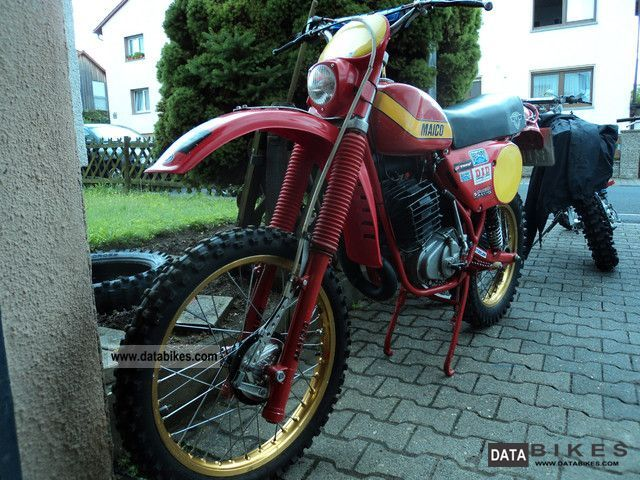 Maico  GS400 1979 Vintage, Classic and Old Bikes photo
