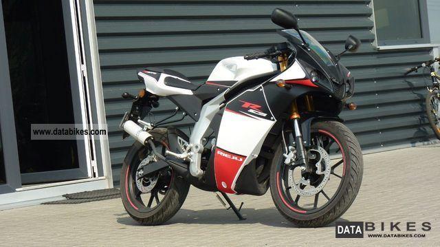 2011 Rieju  RS3 300 km NOWY!!! Motorcycle Lightweight Motorcycle/Motorbike photo