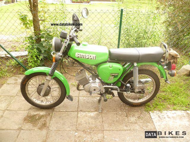 1987 simson s70