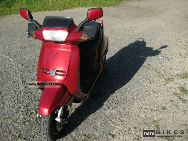 Peugeot  SV 125 1996 Scooter photo
