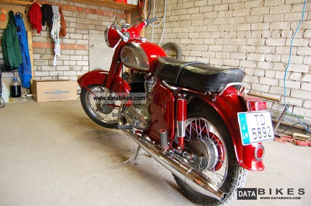 Jawa  CZ 250/455 1964 Vintage, Classic and Old Bikes photo
