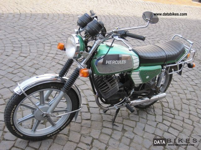 1979 Hercules  Supra 4GP / well maintained original condition! Motorcycle Motor-assisted Bicycle/Small Moped photo