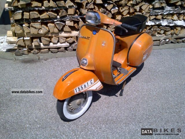 Vespa  160 GT (such as 180 SS) 1974 Vintage, Classic and Old Bikes photo