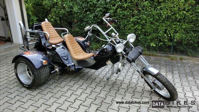 1993 Boom  Highway Motorcycle Trike photo