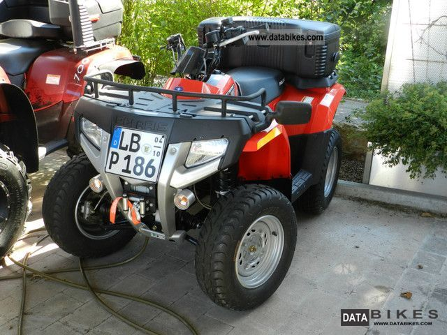 2011 Polaris  Sportsman 300 4x4 / LOF approval Motorcycle Quad photo