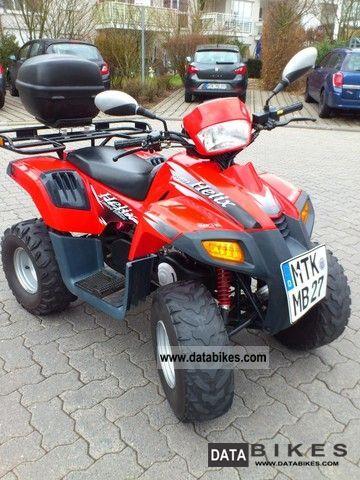 2003 Dinli  Helix 100 Motorcycle Quad photo