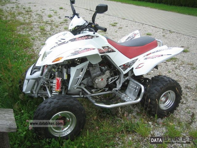 2010 Dinli  EXPLORER 901 DL RS Motorcycle Quad photo