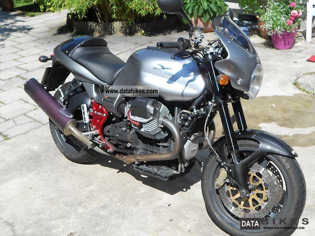 2001 Moto Guzzi  V11 Sport Motorcycle Sports/Super Sports Bike photo