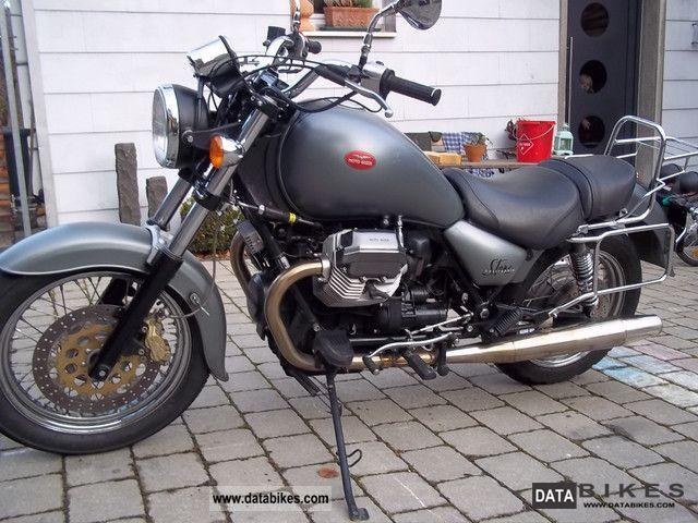 2001 Moto Guzzi  Stone Cali Motorcycle Chopper/Cruiser photo