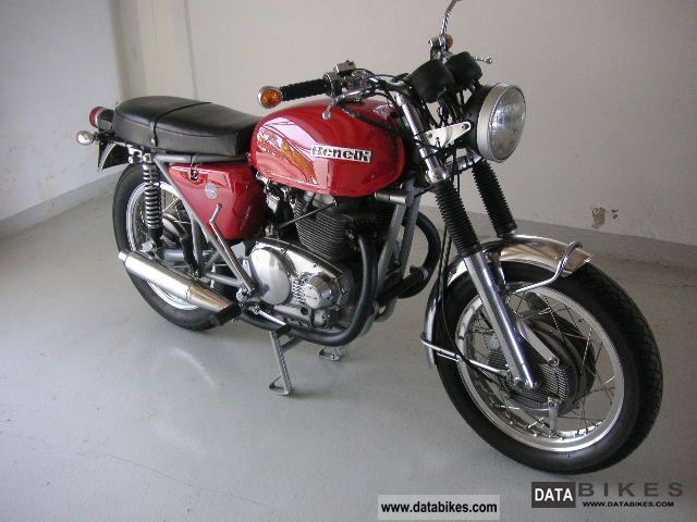 Benelli  Tornado 650, like new! 1974 Vintage, Classic and Old Bikes photo