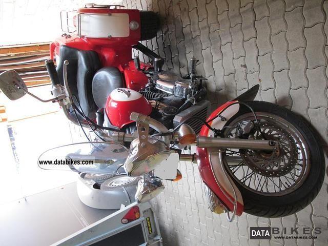 1995 Honda  schadow Motorcycle Trike photo