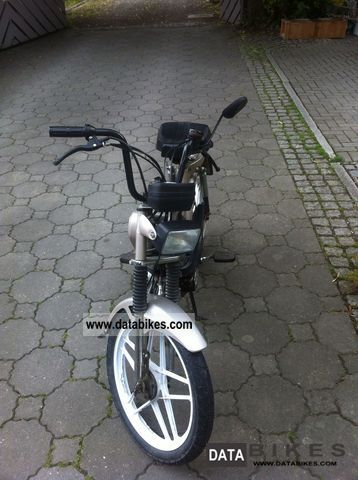 2004 Herkules  Prima 5-2 transition - with paper - TOP Motorcycle Motor-assisted Bicycle/Small Moped photo