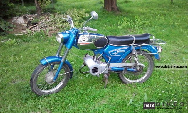 Zundapp  Zündapp C 50 sports 1974 Vintage, Classic and Old Bikes photo