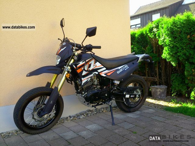 2012 Sachs  Currently, 125 Motorcycle Lightweight Motorcycle/Motorbike photo