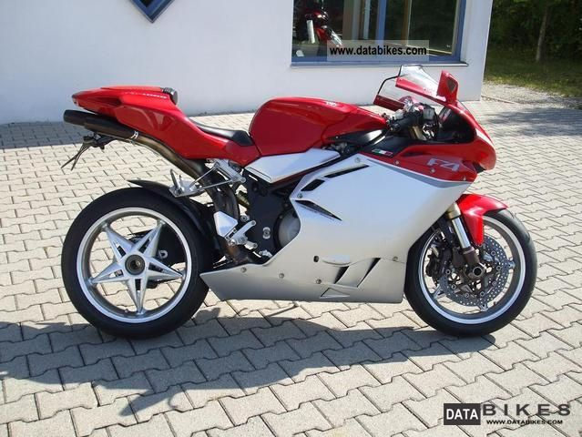 2004 MV Agusta  F4 1000S Motorcycle Sports/Super Sports Bike photo
