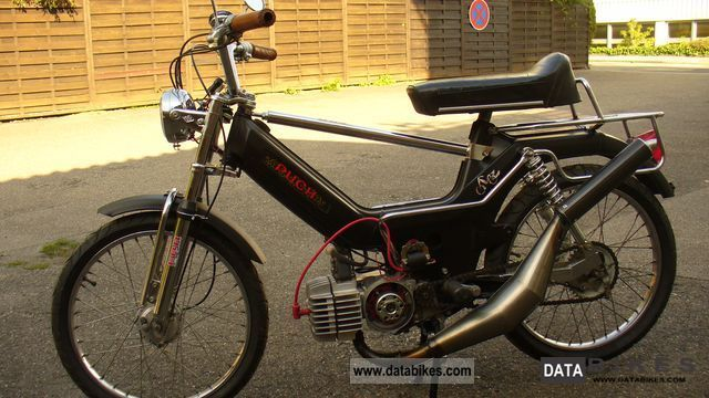 1974 Puch  Maxi 2K Motorcycle Motor-assisted Bicycle/Small Moped photo
