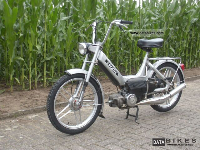 1981 Puch  MAXI N Motorcycle Motor-assisted Bicycle/Small Moped photo