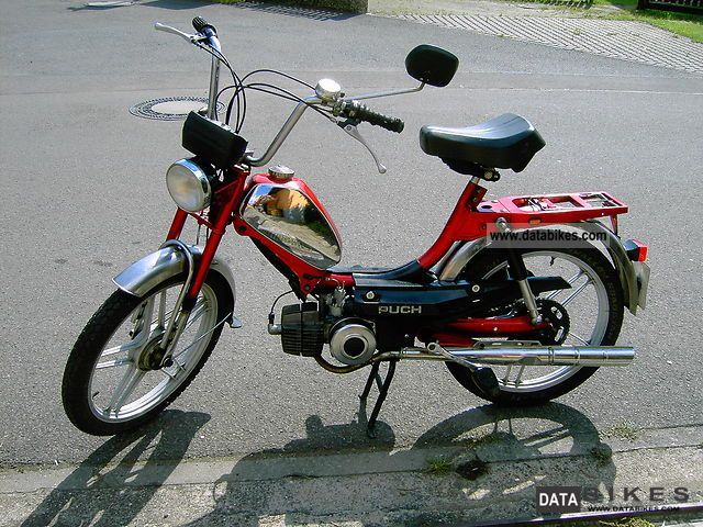 1986 Puch X 30 2 Speed Manual Transmission Motor Assisted Bicycle