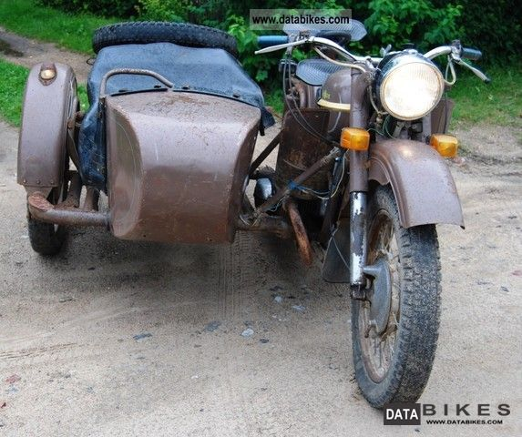 Ural  M66 1972 Vintage, Classic and Old Bikes photo