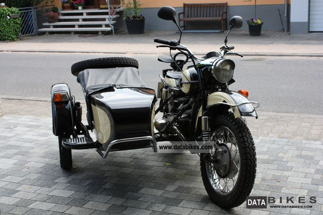 2002 Ural  750 team Motorcycle Combination/Sidecar photo
