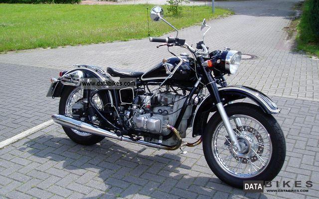2005 Ural  Retro Solo Motorcycle Chopper/Cruiser photo